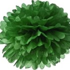 15inch Kelly Green Pom