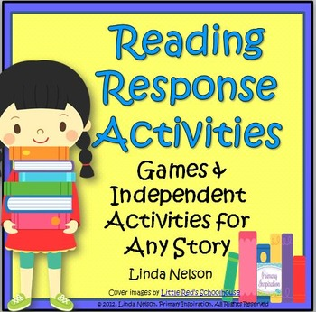 16 Reading Response Activities for Any Story