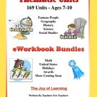 169 Thematic Unit eWorkbooks