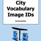 18 City #1 Vocabulary IDs for Any Language