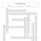 18 More Opera Music Masterpieces Crossword with Key
