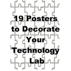 19 Posters to Decorate Your Technology Lab