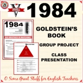 1984 Goldstein's Book Creative Group Presentation Activity