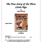 1st-3rd Readers Theater The True Story of the 3 Little Pigs