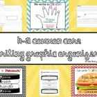 1st Grade Common Core Literacy Graphic Organizers