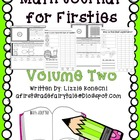 1st Grade- Common Core Math Journal 2nd Edition
