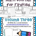1st Grade- Common Core Math Journal 3rd Edition