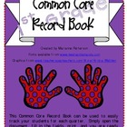 1st Grade Common Core Record Book (Grade Book)