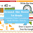 1st Grade Cumulative Common Core Math Review