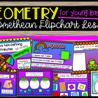 1st Grade Geometry Attributes Promethean ActivInspire Flip