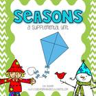 1st Grade Journeys-Seasons {Unit 3, Lesson 13}