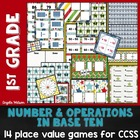 1st Grade Number & Operations in Base Ten: 14 CCSS place v