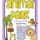 1st Grade Reading Street - Animal Park