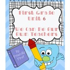 1st Grade Reading Unit 6 Charts and Lessons