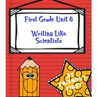 1st Grade Writing Unit 8 Charts and Lessons