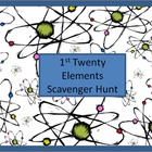 1st Twenty Elements Scavenger Hunt
