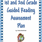 1st and 2nd Grade Guided Reading Assessment Plan