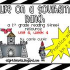 Unit 4, week 4: Life on a Southern Ranch: 1st grade Readin