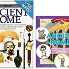 2 ANCIENT ROME BOOKS