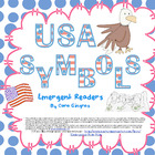 2 American Symbol Emergent Readers