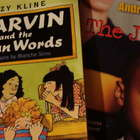 2 Books: Marvin and the Mean Words &amp; The Jacket: Topics on