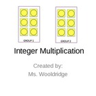 2) Integer Multiplication (Complete PPT Lesson)