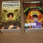 2 Pendragon Books on Tape - Sealed :  Black Water &amp; The Lo