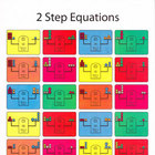 2 Step Equations Worksheet