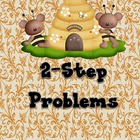 2-Step Problems - Math