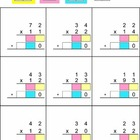 2 x 2 Multiplication Guided Help