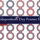 20 Independence day frames, 4th of july frames, memorial d
