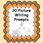 20 Picture Writing Paragraph Prompts