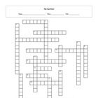 20 Question The Last Straw Crossword with Key