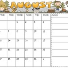 2012-2113 Calendar Freebie Updated!