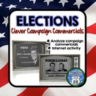 2012 Election Campaign Commercial Analysis Worksheet