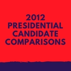 2012 Presidential Candidate Comparisons