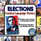 2012 Presidential Election Campaign Poster Activity