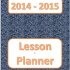 2013 - 2014 Lesson Planner (Middle School & High School)