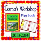 2013-2014 Plan Book, Learner&#039;s Workshop Theme