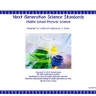 2013 Middle School MS Next Generation PHYSICAL SCIENCE Sta