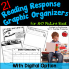 21 Literature Worksheets for Any Book