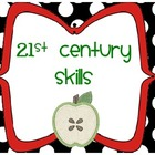 21st Century Bulletin Board - Apple Theme