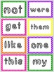 220 Sight Word Cards