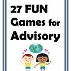 27 Fun Games For Middle School Advisory