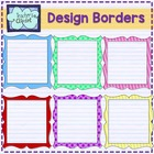 25 Borders clipart