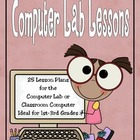 25 Computer Lab Lesson Plans Ideal for 1st-3rd Grades
