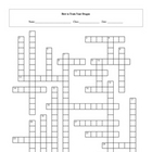 25 Question How to Train Your Dragon Crossword with Key
