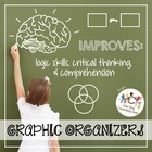 26 Colorful Graphic Organizers!