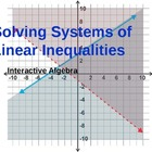 26) Solving Systems of Linear Inequalities (Complete ppt lesson)