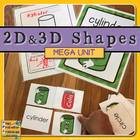 2D SHAPES Mega UNIT